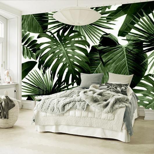 Poster giganti natura per la camera da letto decorazione for Blog decorazione interni